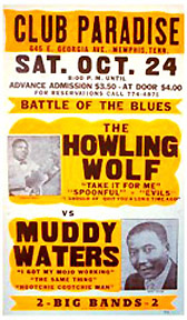 The South Side | Muddy Waters, Howlin' Wolf