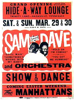 The South Side | Sam & Dave