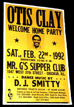 The South Side | Otis Clay