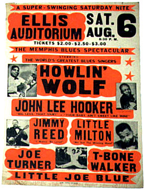 The South Side | Howlin' Wolf, John Lee Hooker, Jimmy Reed, Little Milton, Joe Turner, T-Bone Walker